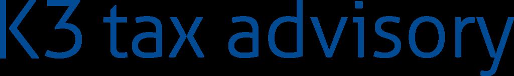 K3 Tax Advisory Logo April 21 Blue